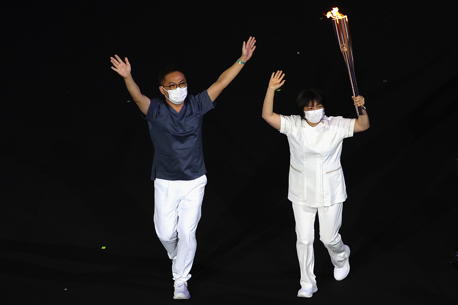 Opening Ceremony of the Tokyo 2020 Olympic Games