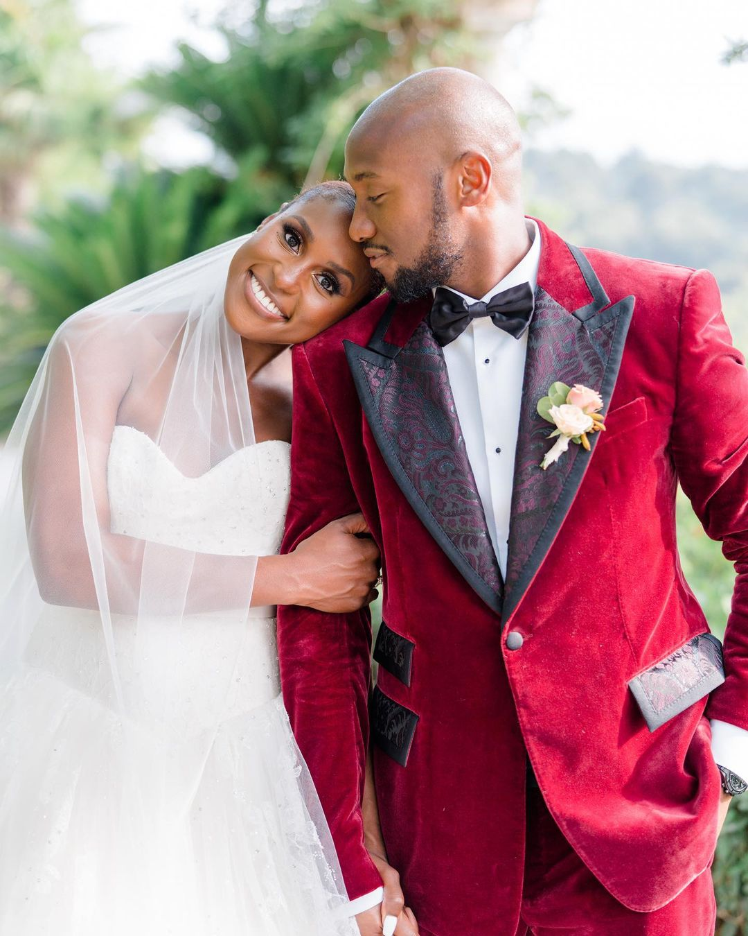 Issa Rae Marries Longtime Boyfriend Louis Diame in 'Real and Special' Wedding in South of France