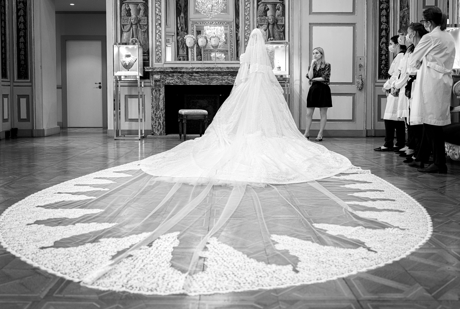 Lady Kitty Spencer Wedding Gown