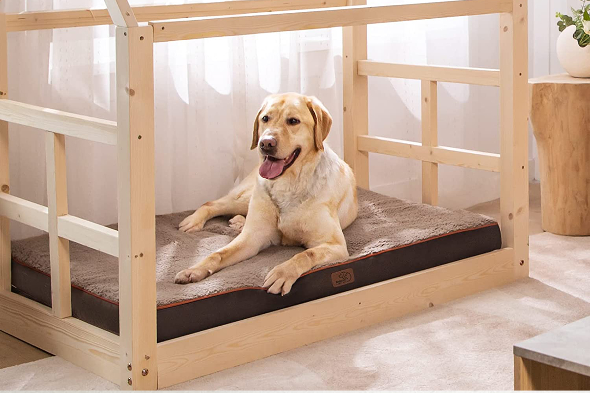 Bedsure Extra Large Dog Bed for Large Dogs