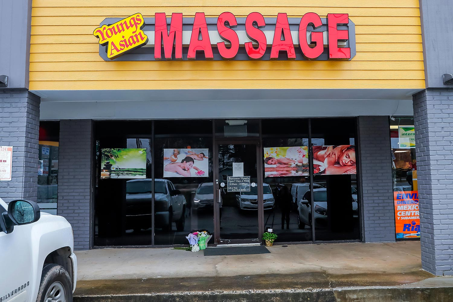 Young's Asian Massage