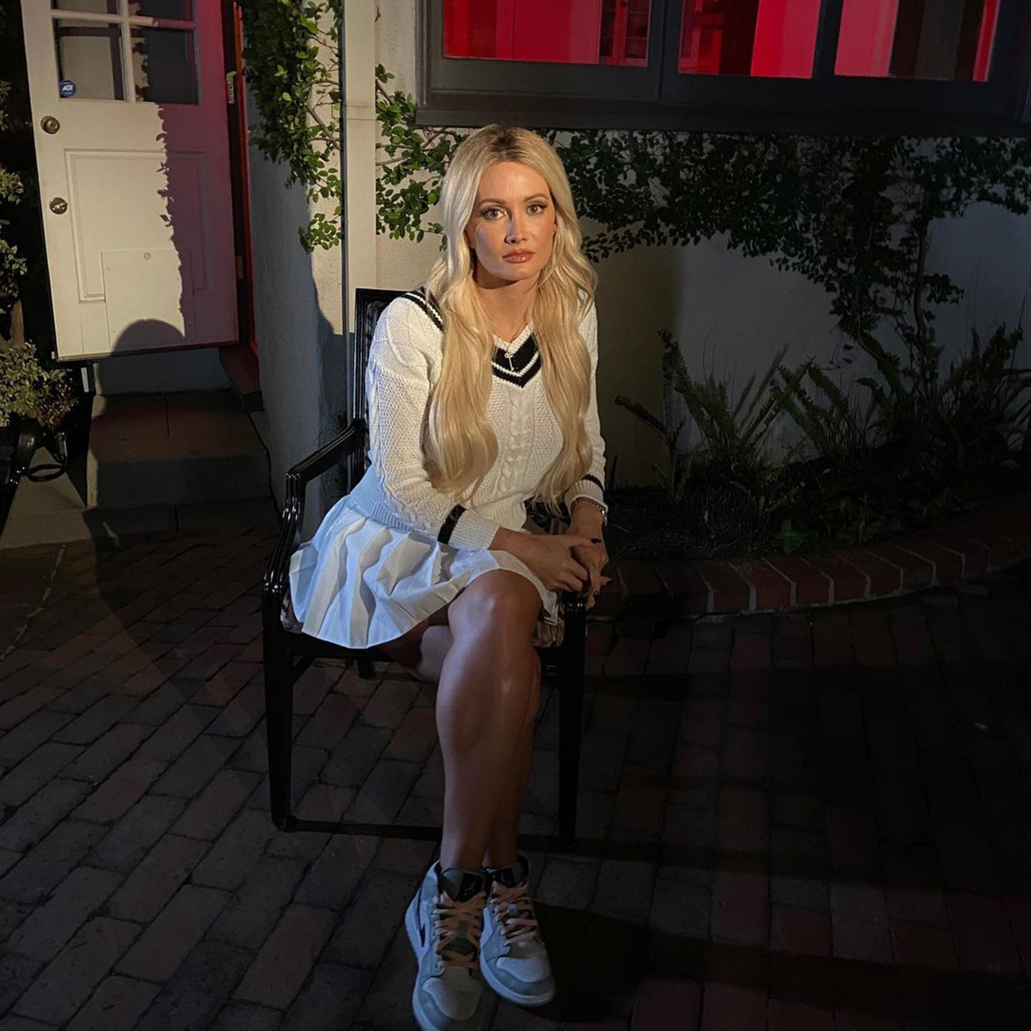 Holly Madison Ghost Adventures
