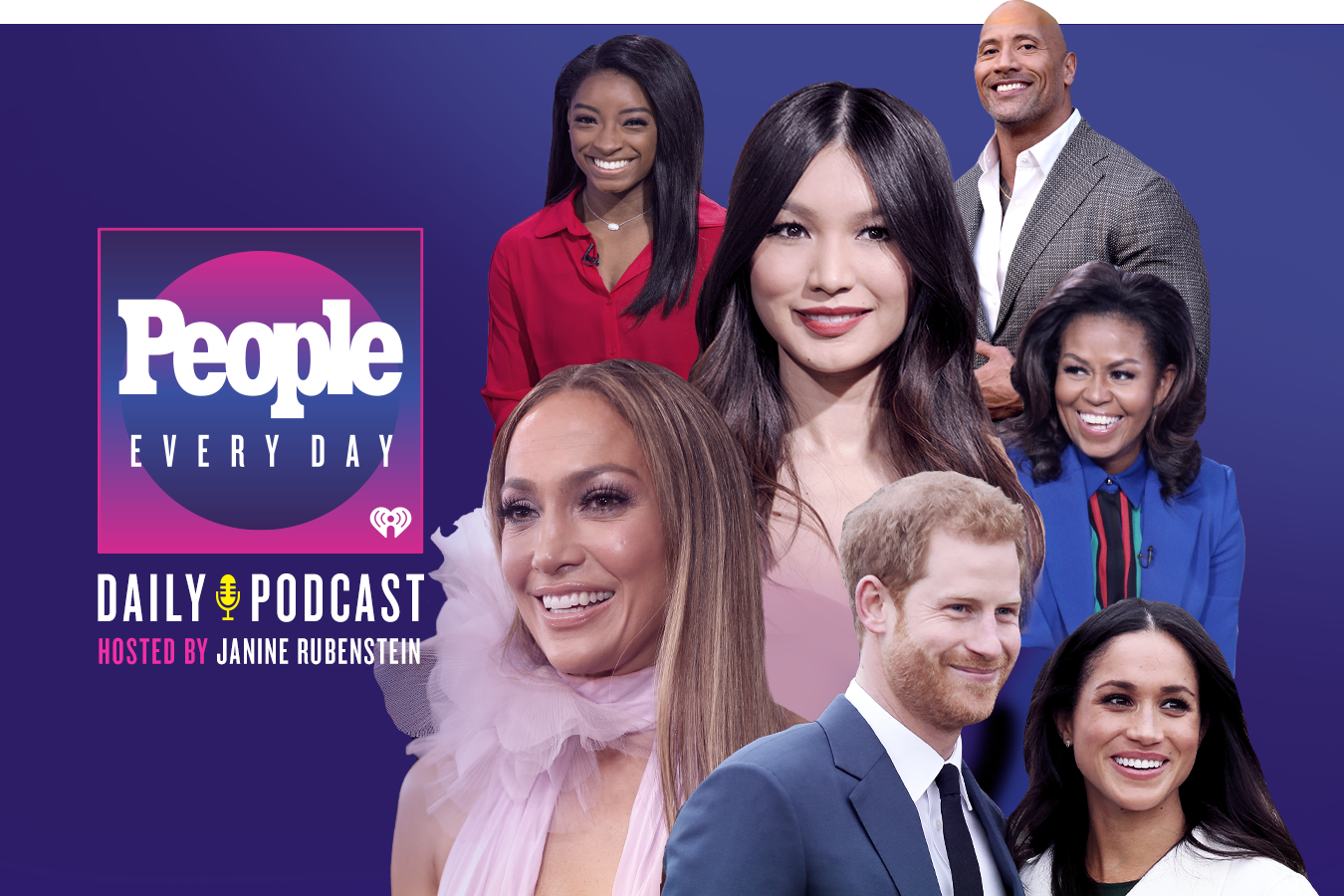 People Every Day podcast image
