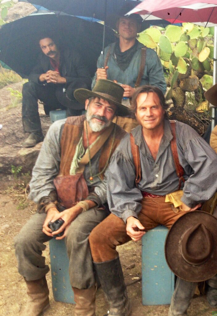 Jeffrey Dean Morgan Pays Tribute to Late Bill Paxton