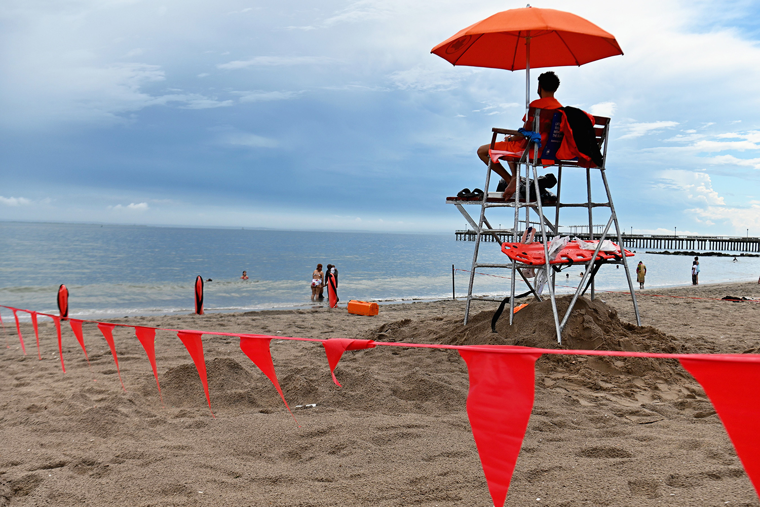 16-year-old Cape May lifeguard Norman Inferrera dies from injuries suffered in on-duty boating accident