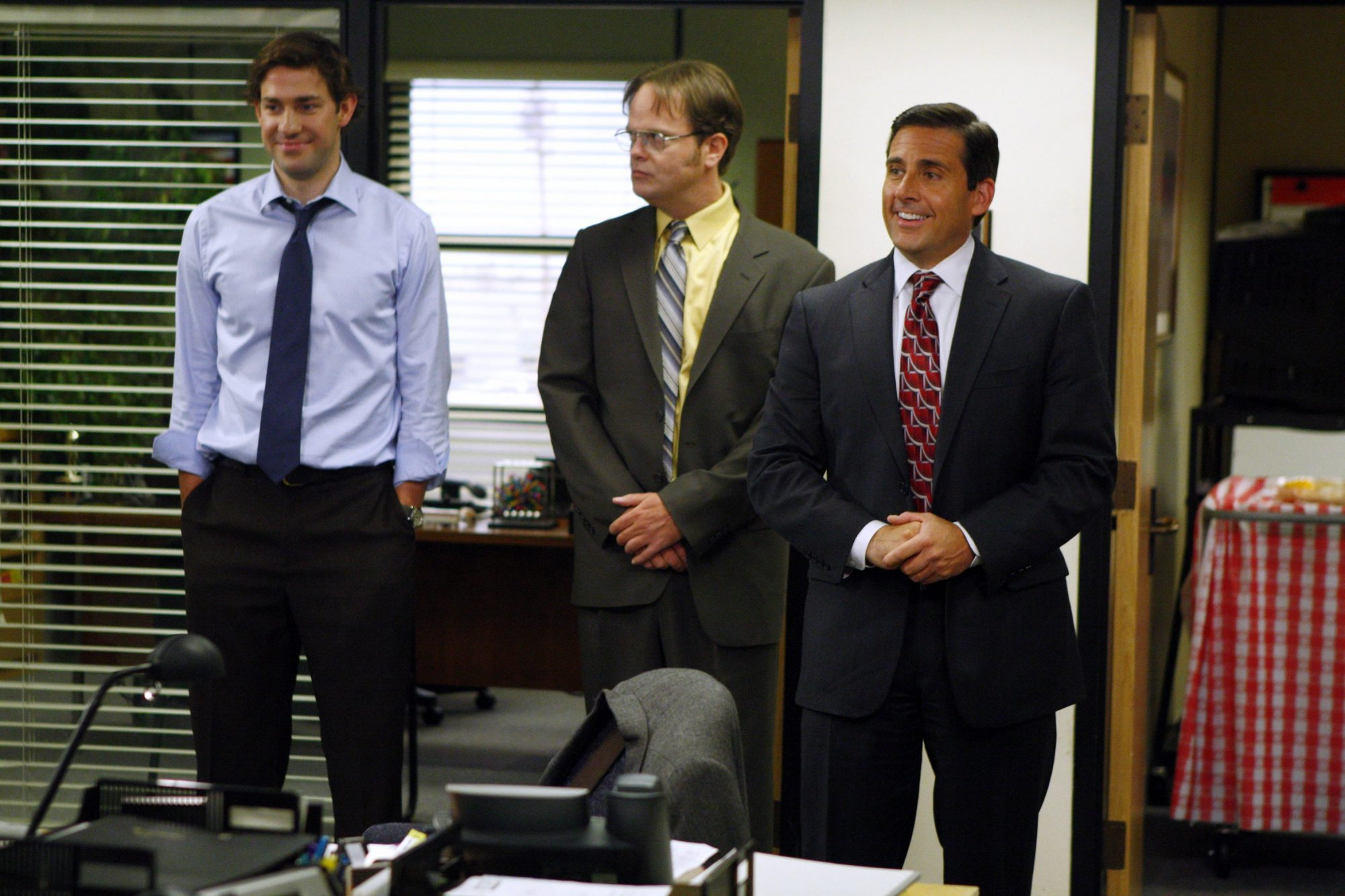 the office reboot