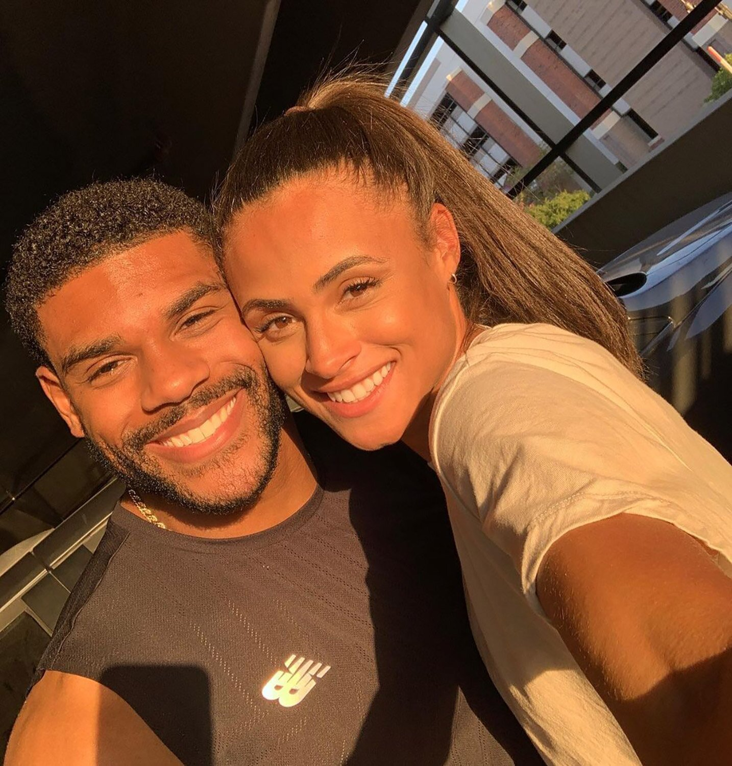 Olympian Sydney McLaughlin Announces Engagement to Former NFL Player Andre Levrone Jr