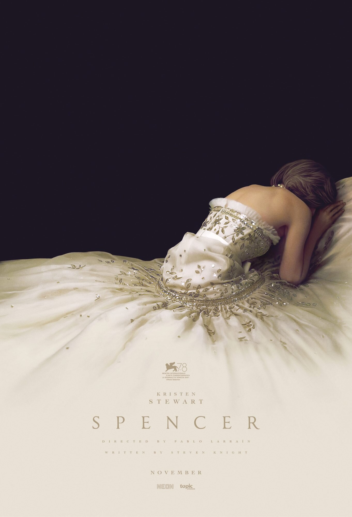 See Kristen Stewart as Princess Diana in First Poster for Spencer Movie |  PEOPLE.com