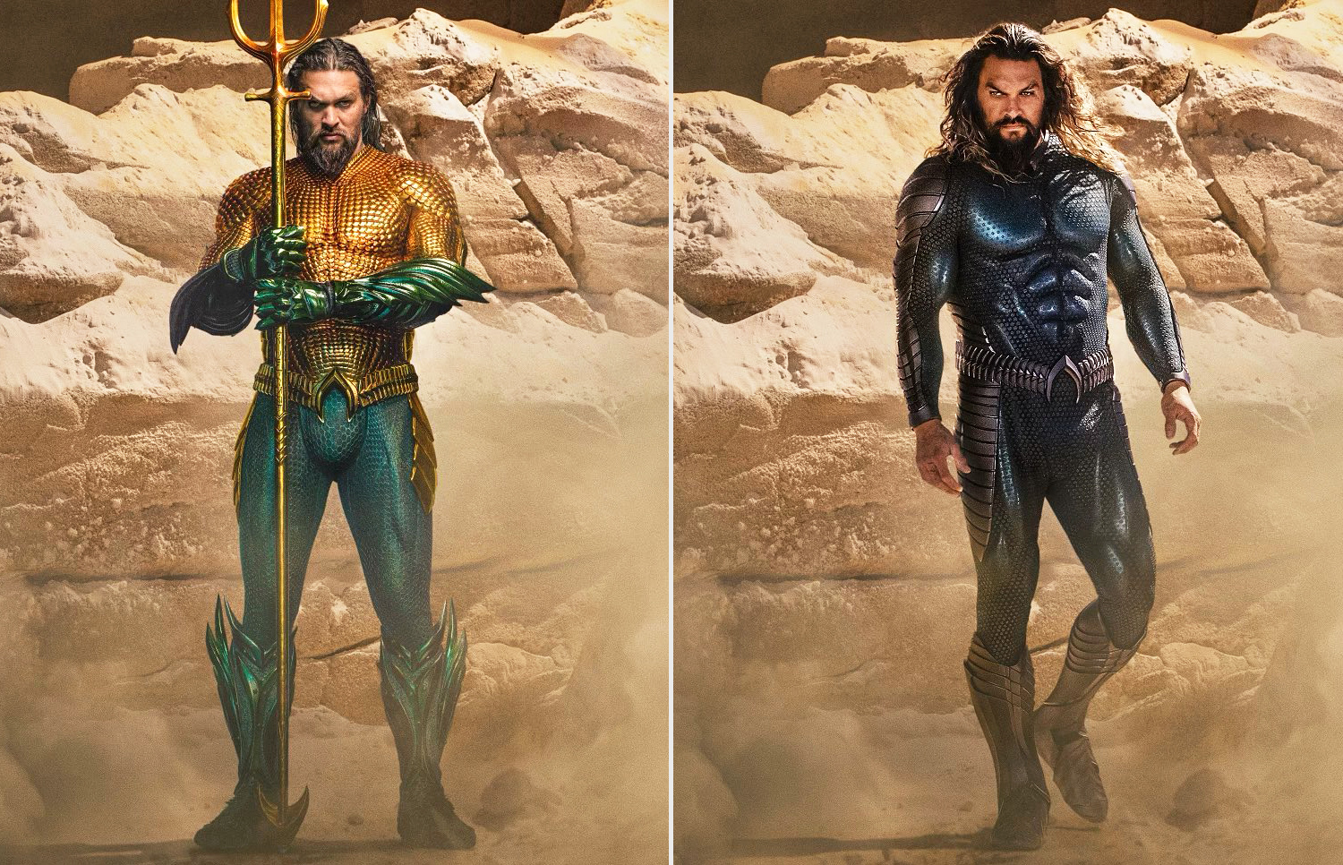 Jason Momoa Reveals New Look For Aquaman 2: 'New Suit. More Action'