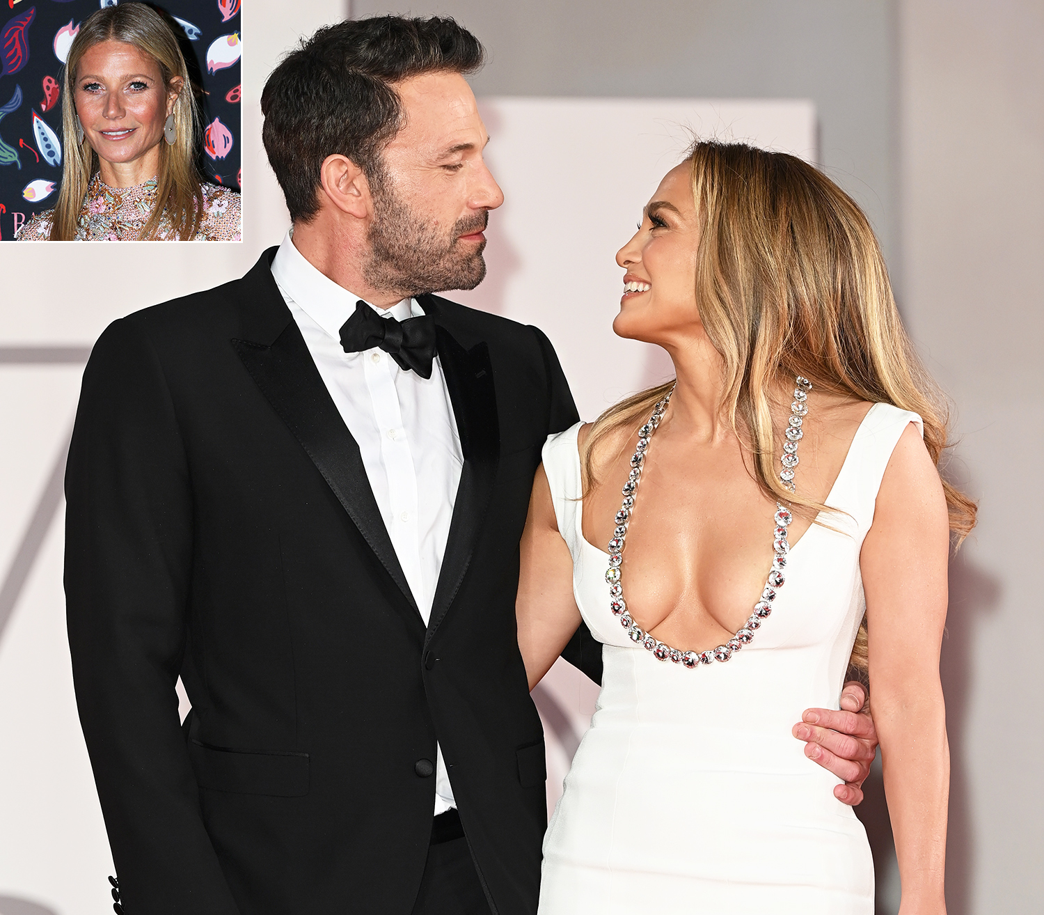 Gwyneth Paltrow Gives Ex Ben Affleck and Jennifer Lopez Her Seal of Approval: 'This Is Cute'