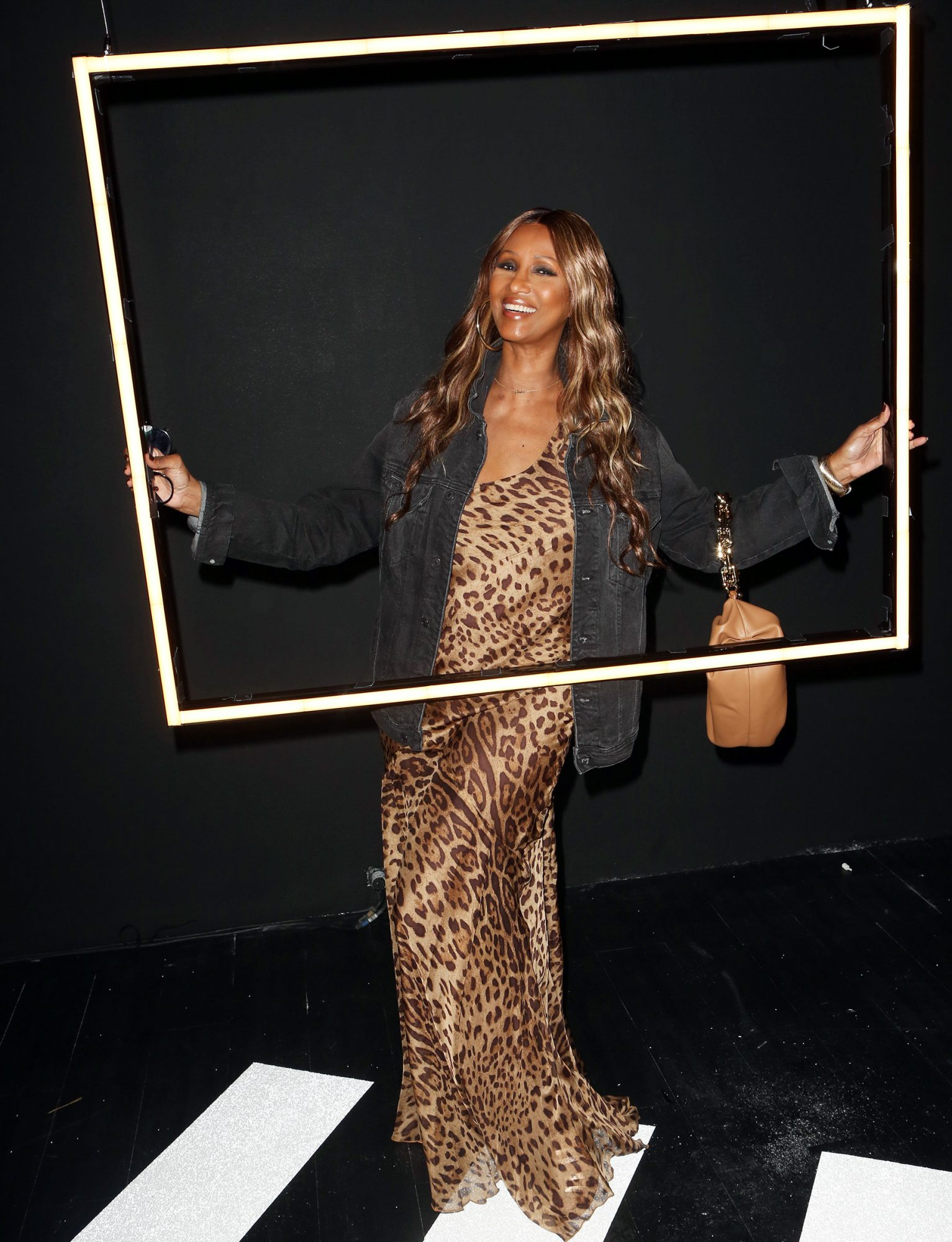 Iman Experience the Times of Bill Cunningham, Opening Night, New York, USA - 11 Sep 2021