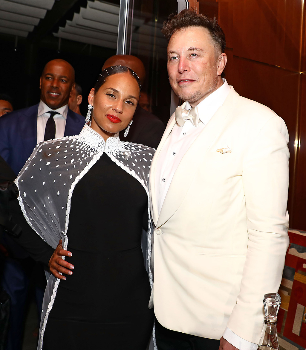 New York City - 13 Sept 2021 - Alicia Keys hosts her annual Met Ball afterparty with Cincoro Tequila at Casa Cipriani.
