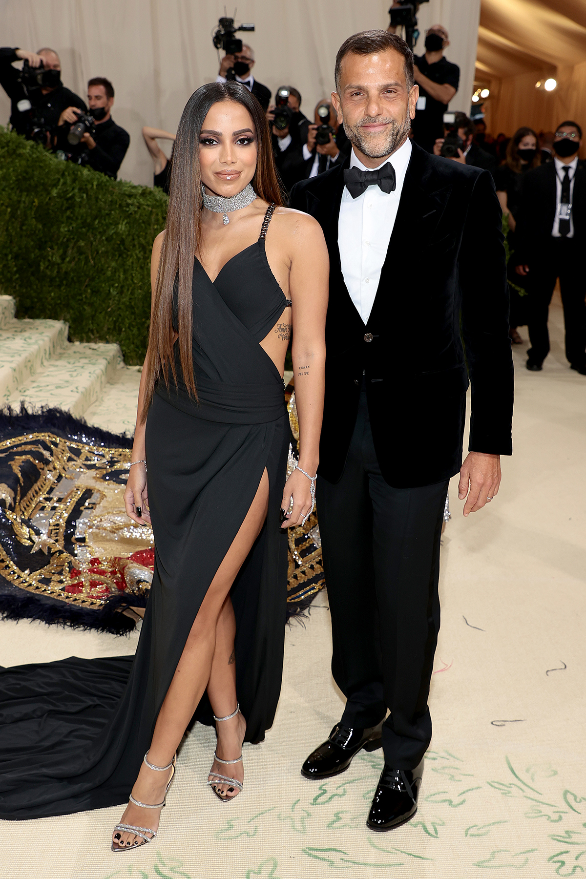 The 2021 Met Gala Celebrating In America: A Lexicon Of Fashion