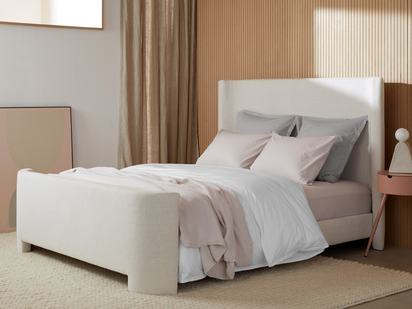 parachute canyon bed frame