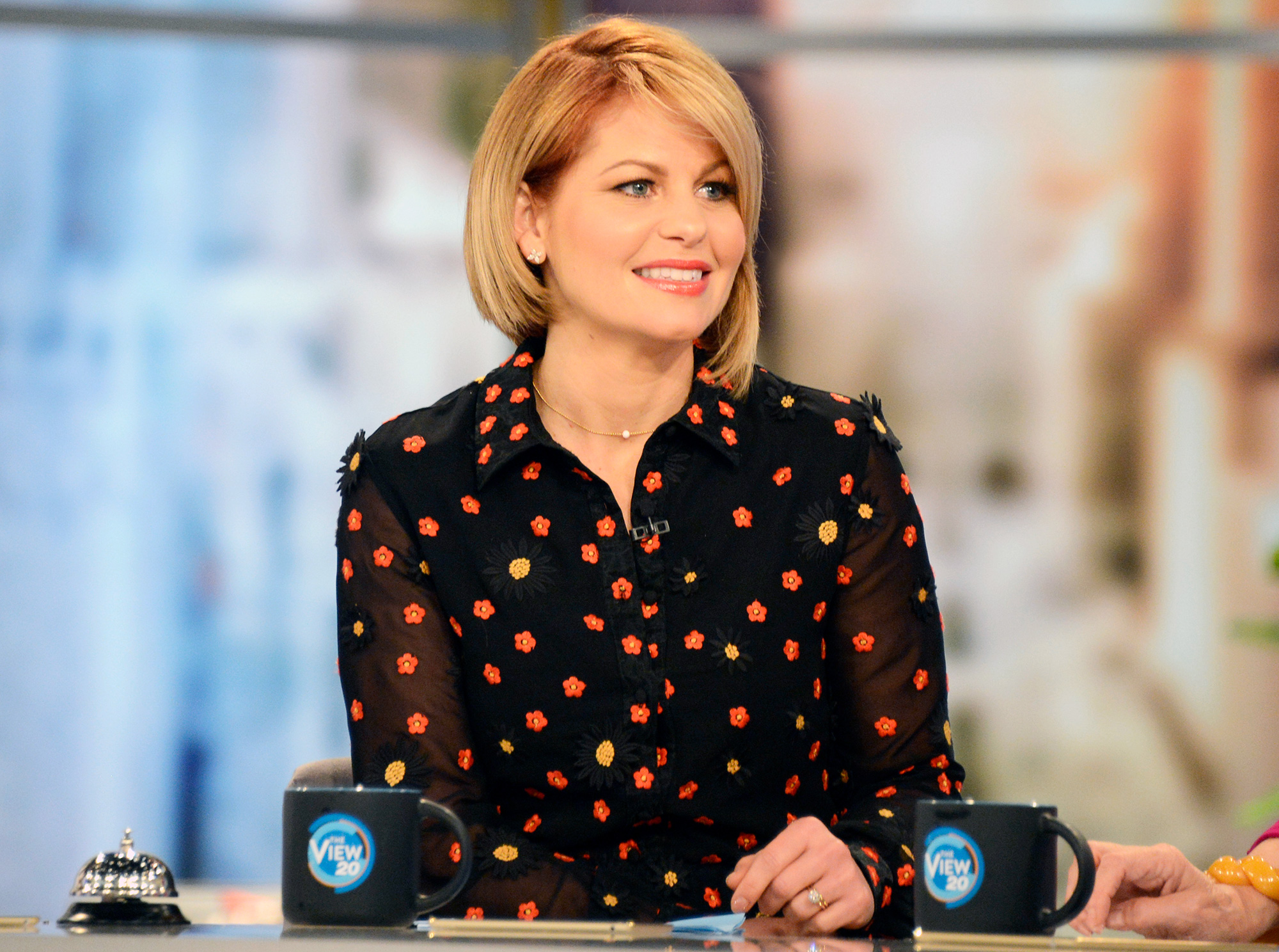 """ABC's """"The View"""" - CANDACE CAMERON BURE"""