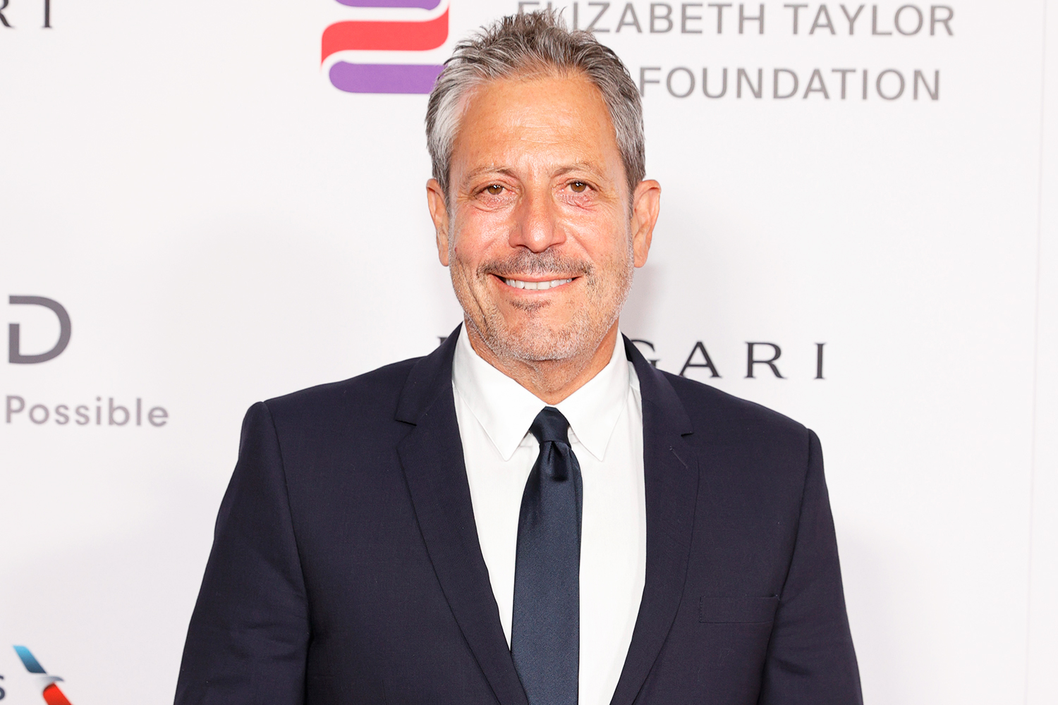 Darren Star attends The Elizabeth Taylor Ball to End AIDS at The City of West Hollywood Park on September 17, 2021 in West Hollywood, California.