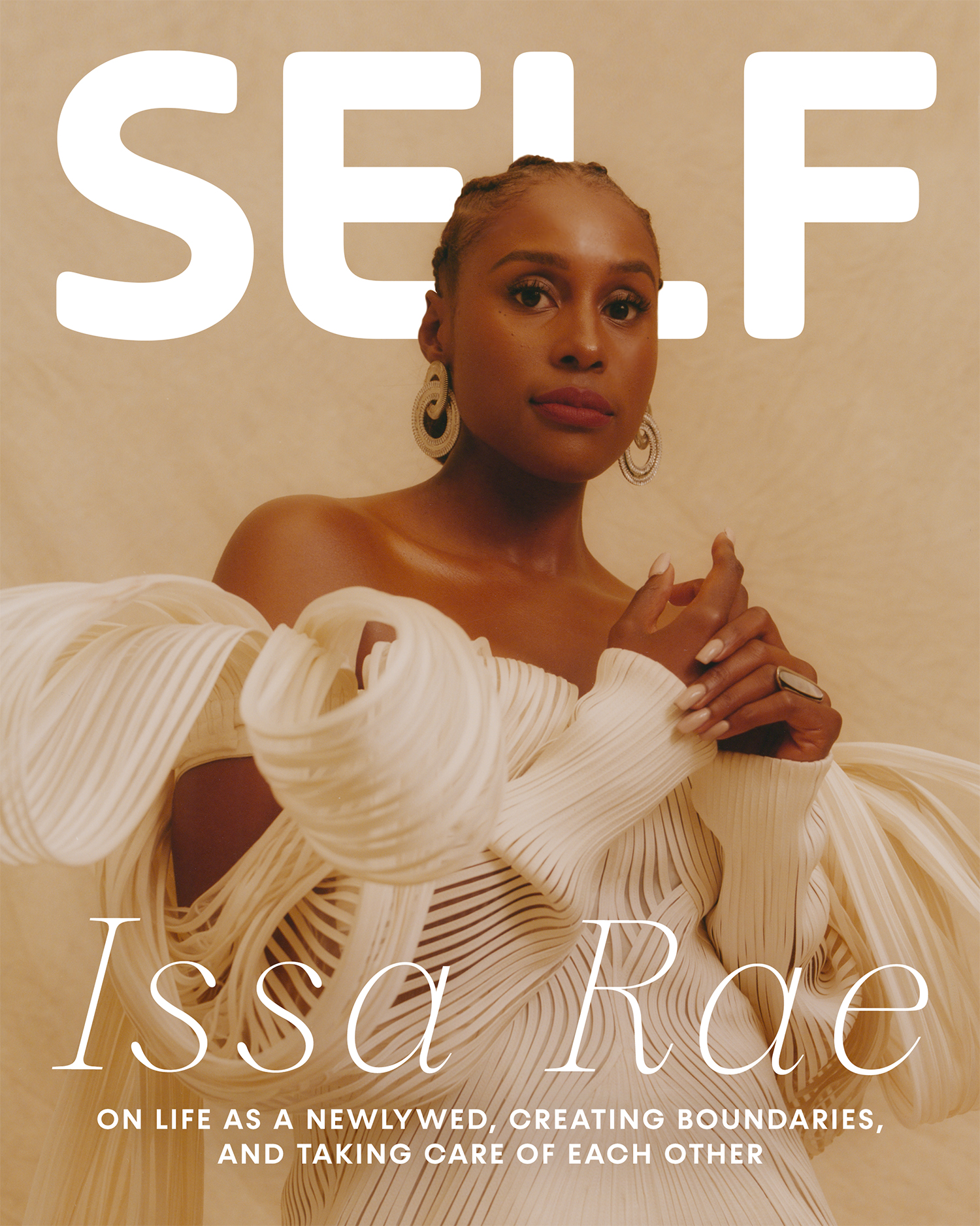 Issa Rae for SELF