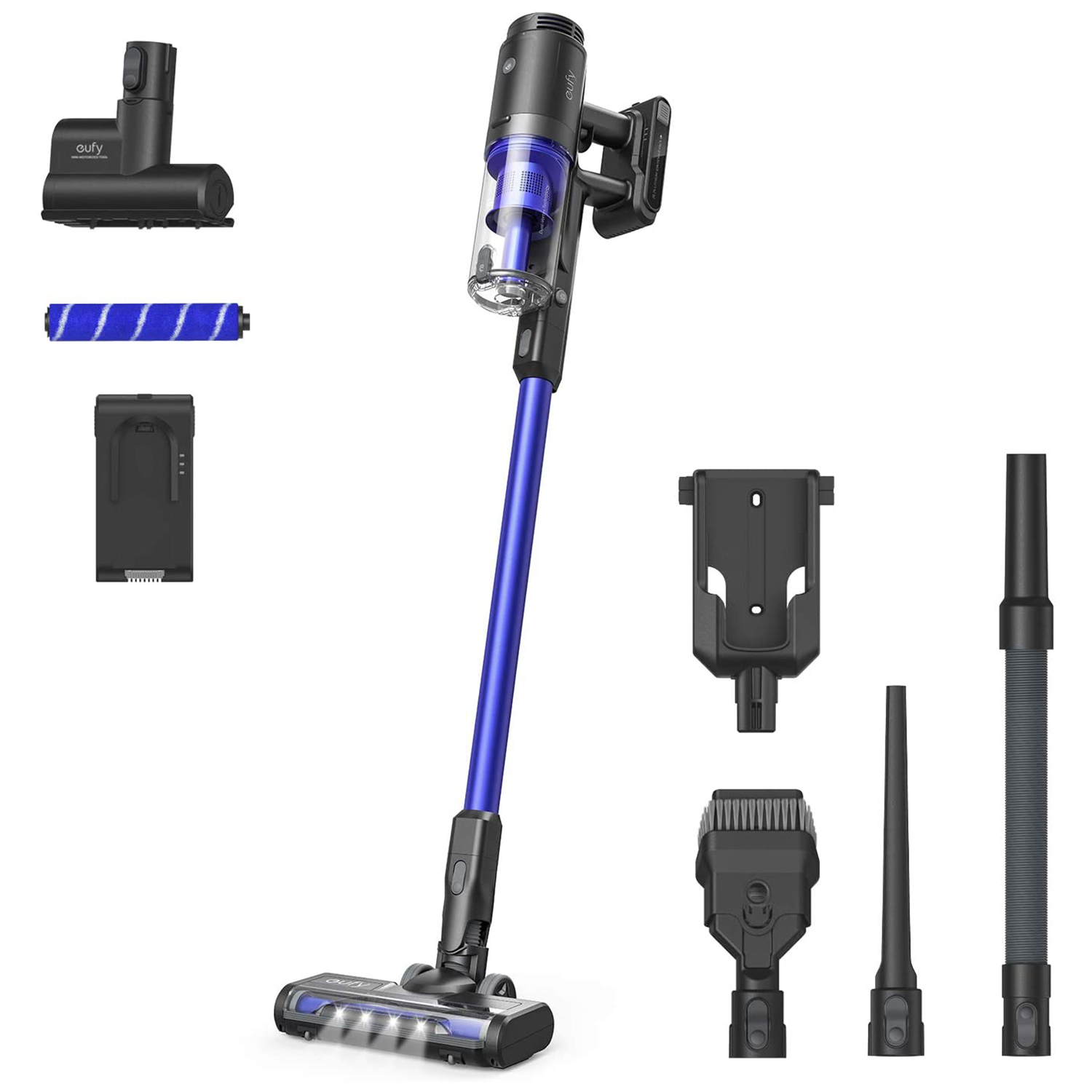 eufy by Anker, HomeVac S11 Infinity, Cordless Stick Vacuum Cleaner