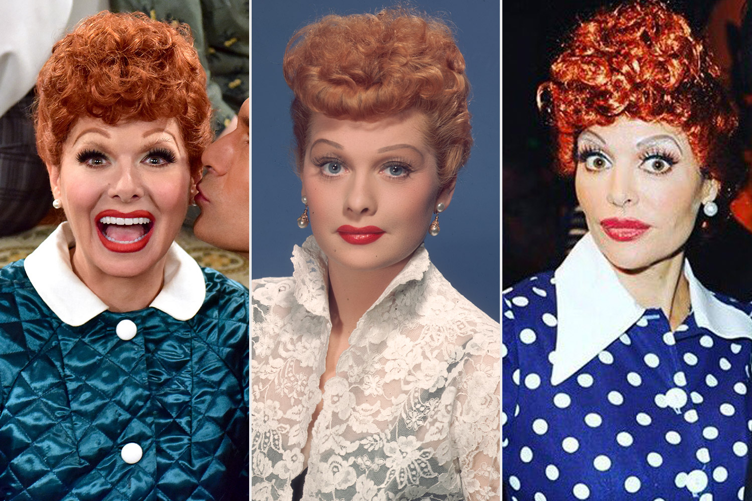Stars Who've Dressed as I Love Lucy