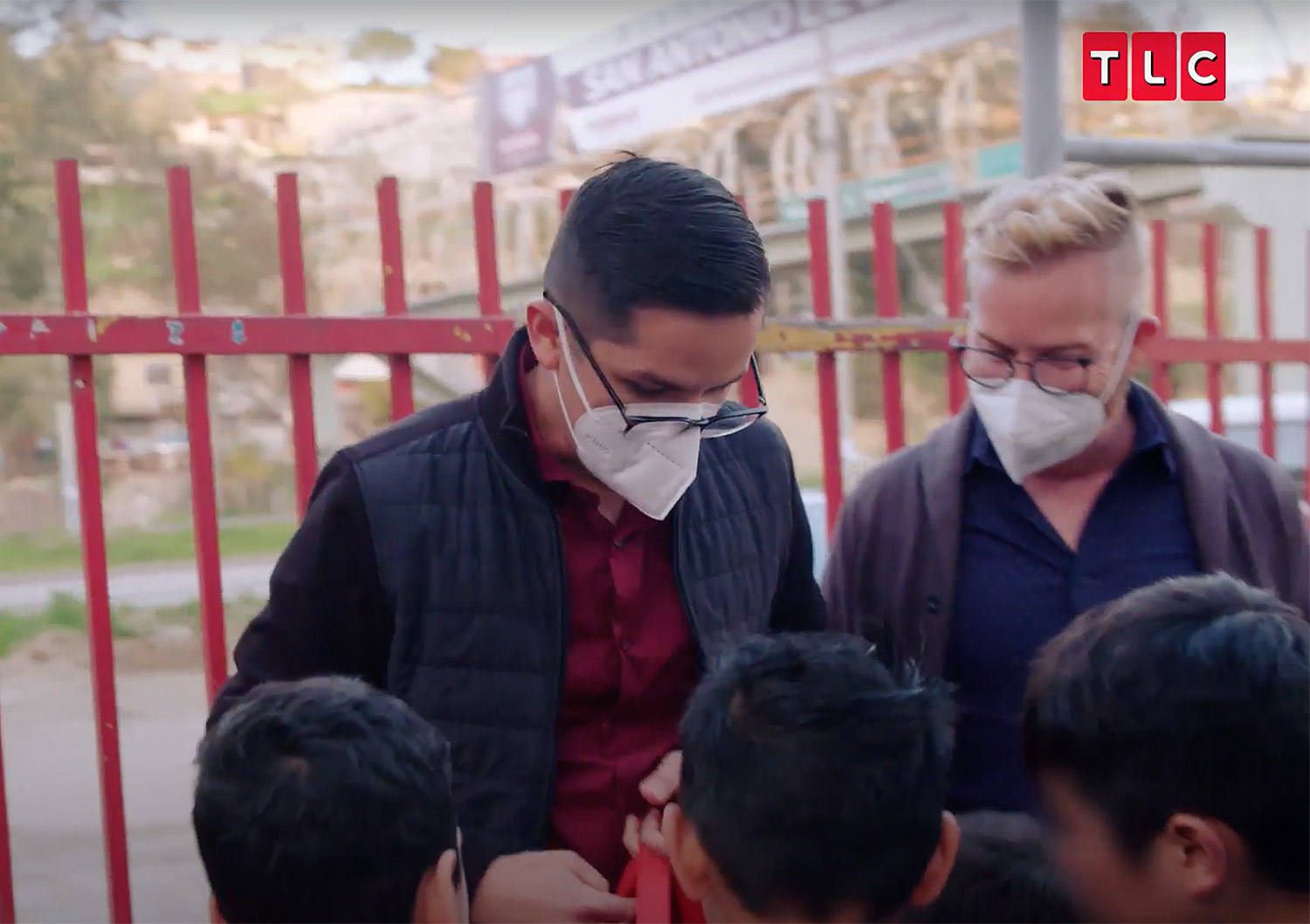 90 Day Fiancé's Kenny and Armando consider adoption, visit HIV positive orphanage in Mexico