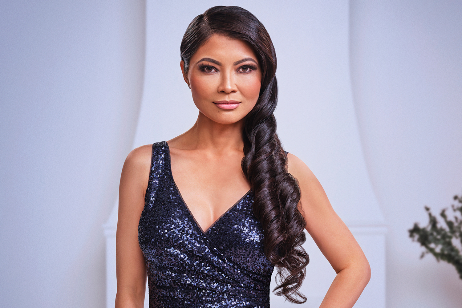 THE REAL HOUSEWIVES OF SALT LAKE CITY Season:2 Pictured: Jennie Nguyen