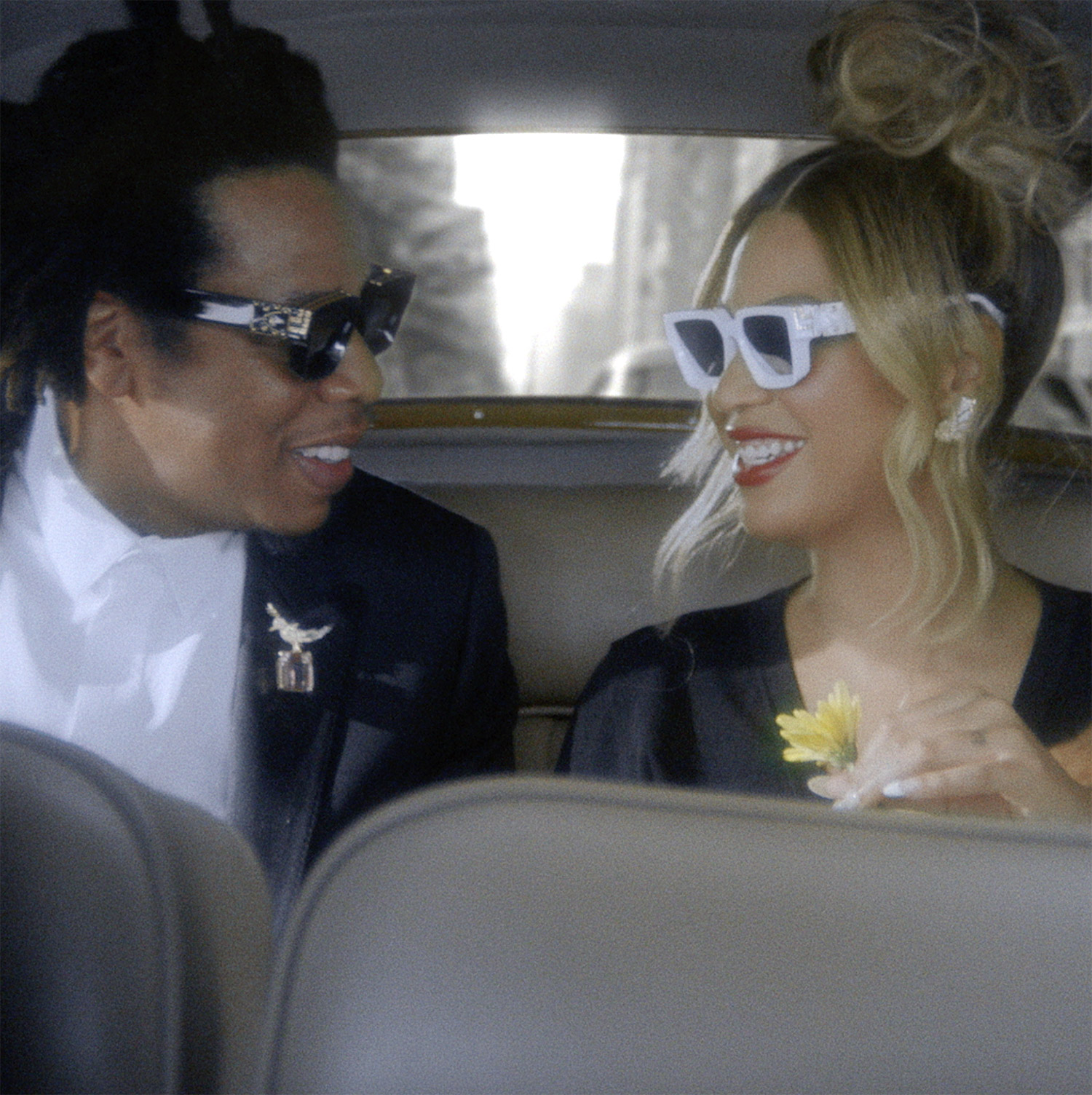 Beyonce and Jay-Z for Tiffany