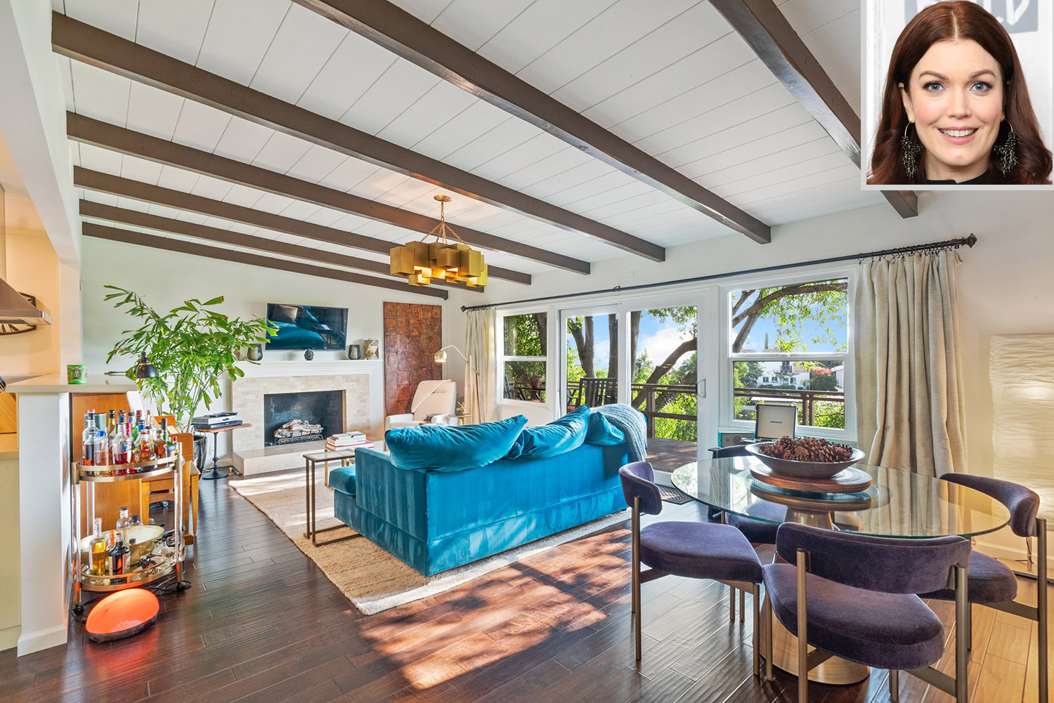 Bellamy Young home for sale