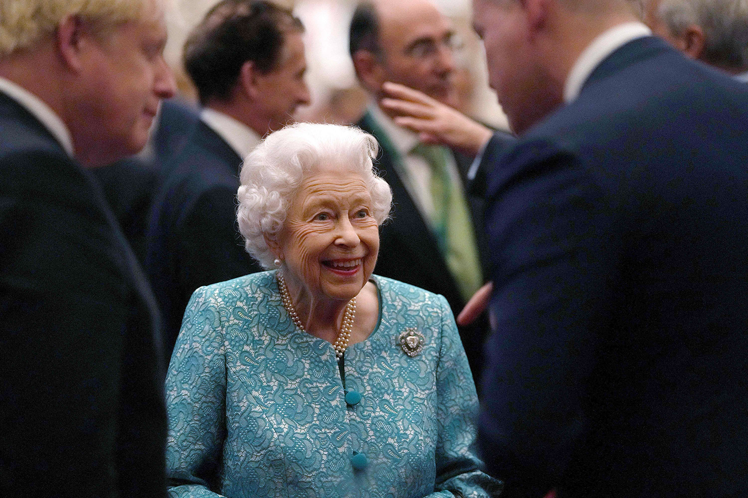 Royals at Global Investment Summit