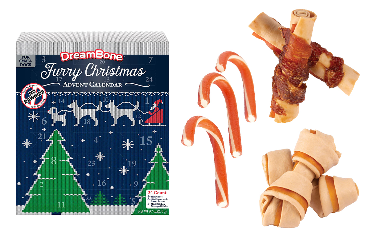 DreamBone Holiday Rawhide-Free Collection