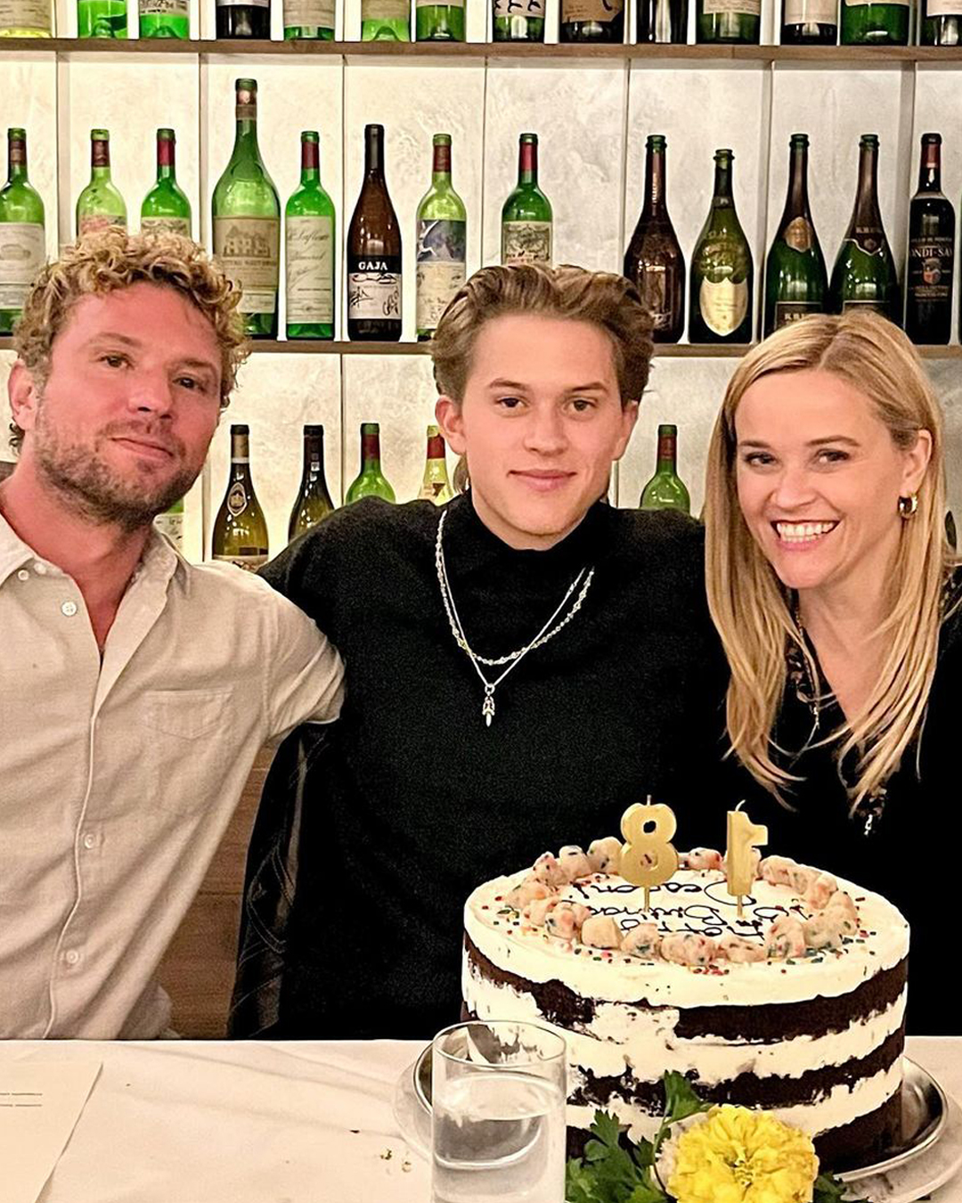 Ryan Phillippe Reese Witherspoon Instagram