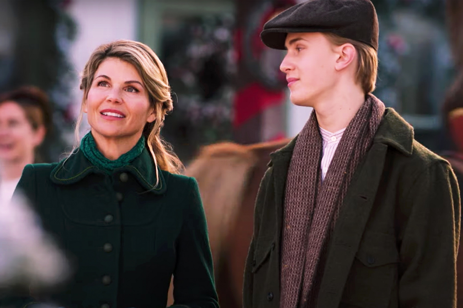 Lori Loughlin Returns to Acting in First Role Since College Admissions Scandal — See a Sneak Peek!