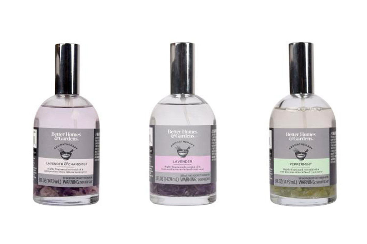 better homes and garden aromatherapy room spray