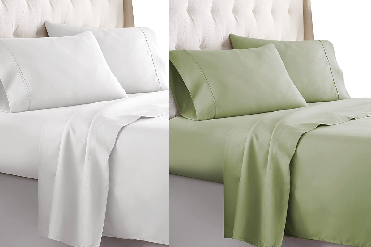 HC Collection Queen Bed Sheets Set
