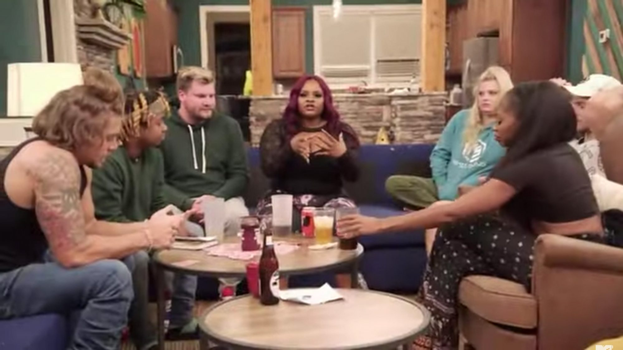 Floribama Shore cast gets into discussion about race and racism