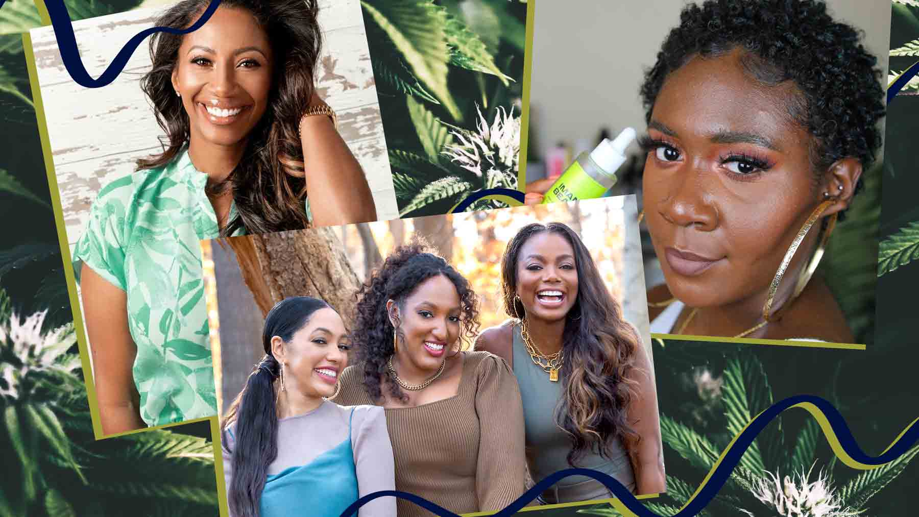 The Black Women Running the CBD Beauty and Wellness Industry