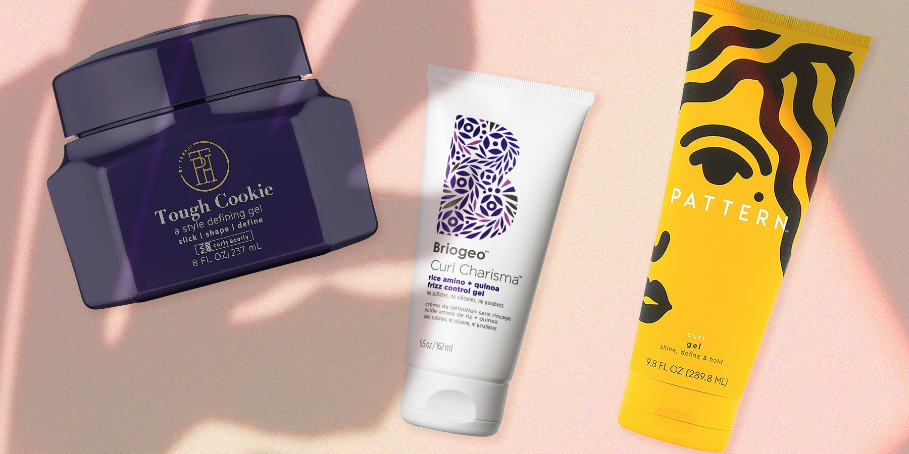 The 10 Best Gels for Every Curl Type