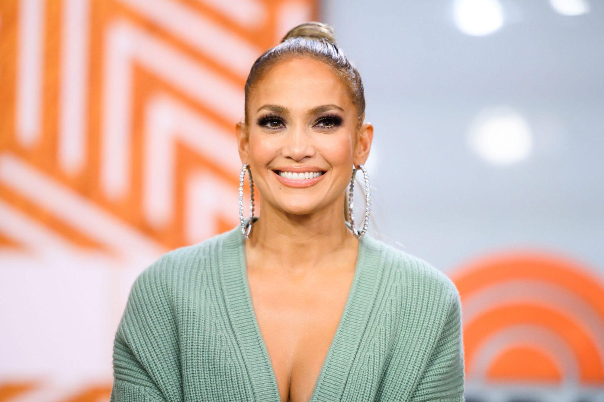 Jennifer Lopez Just Shared Her Affirmations