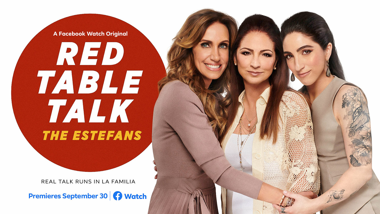 Red Table Talk: The Estefans.