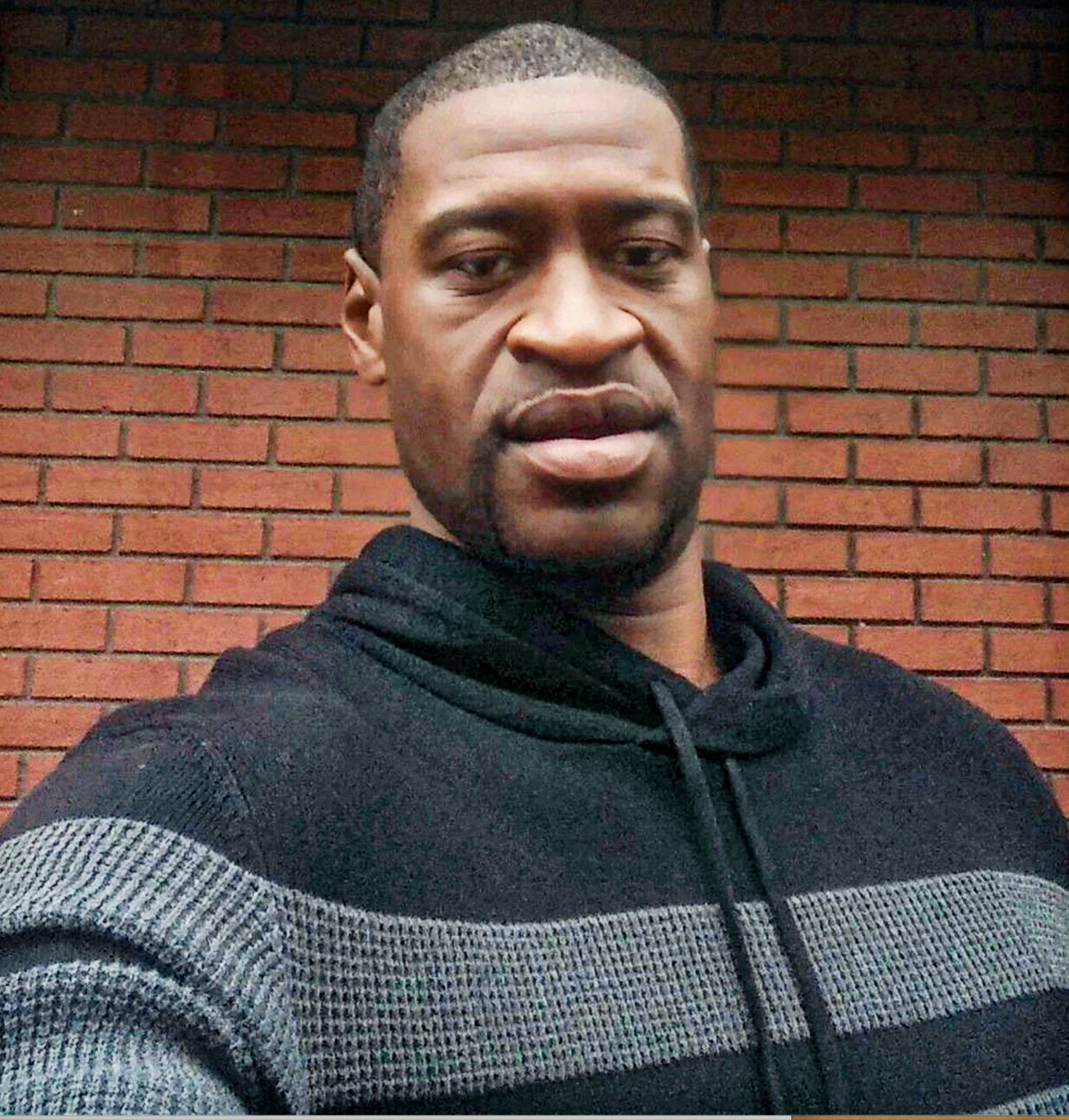 George Floyd, the man who was killed by police officers in Minneapolis on May 25, 2020.