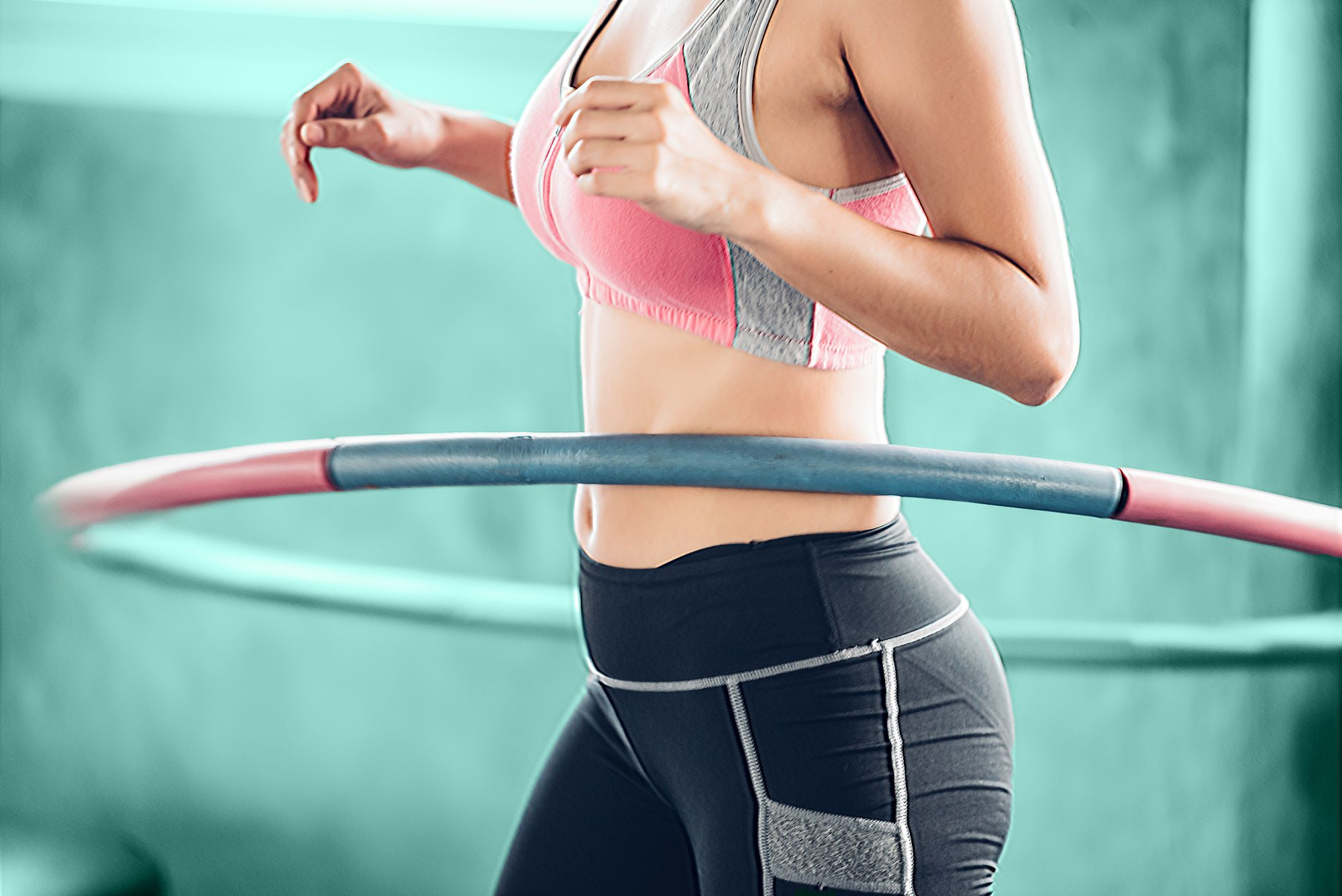 The Fun Fitness Benefits of Doing a Hula Hoop Workout