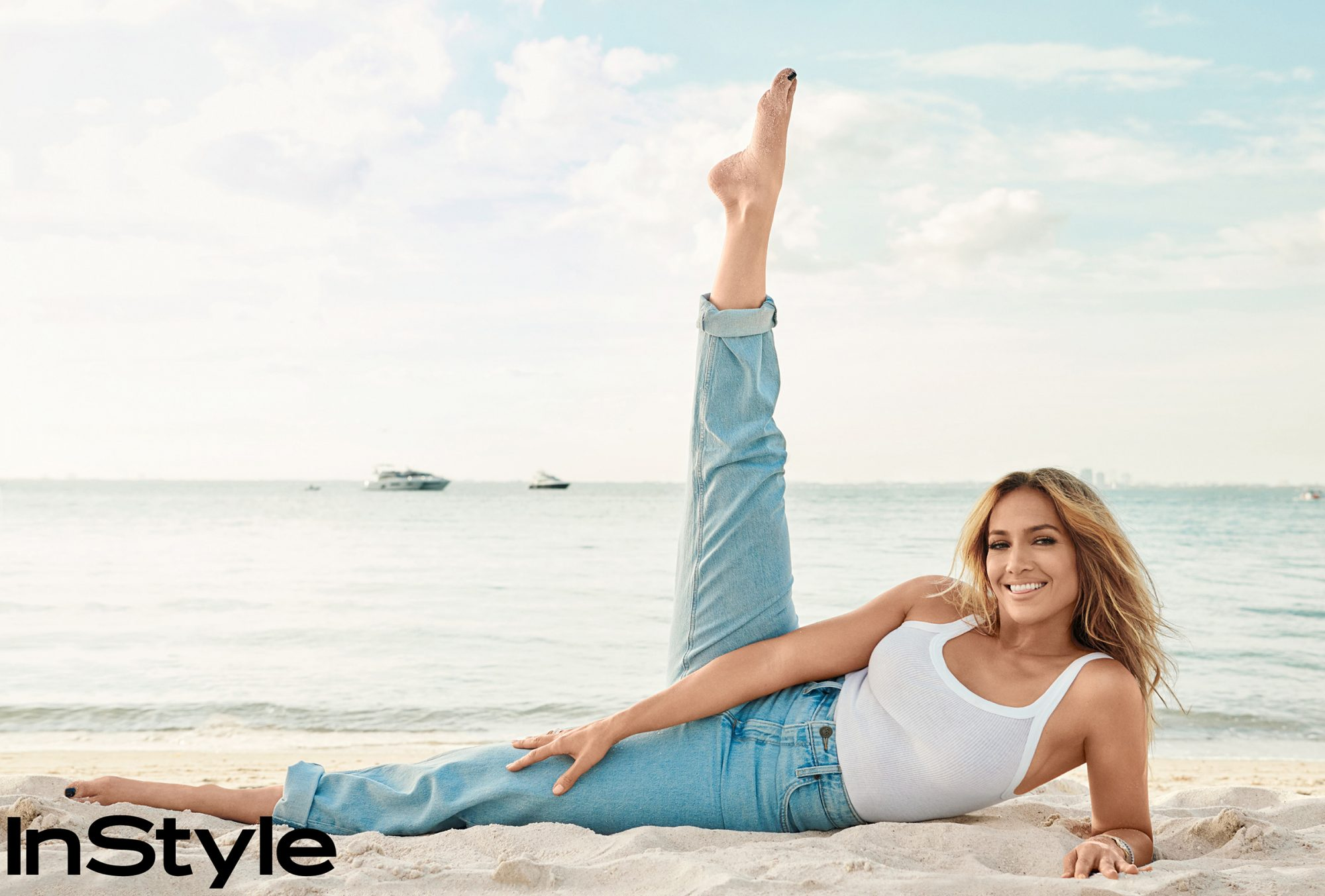 Jennifer Lopez for InStyle