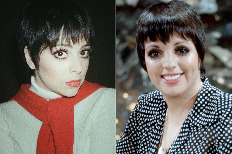 Krysta Rodriguez who stars as Liza Minnelli in Halston; Liza Minnelli