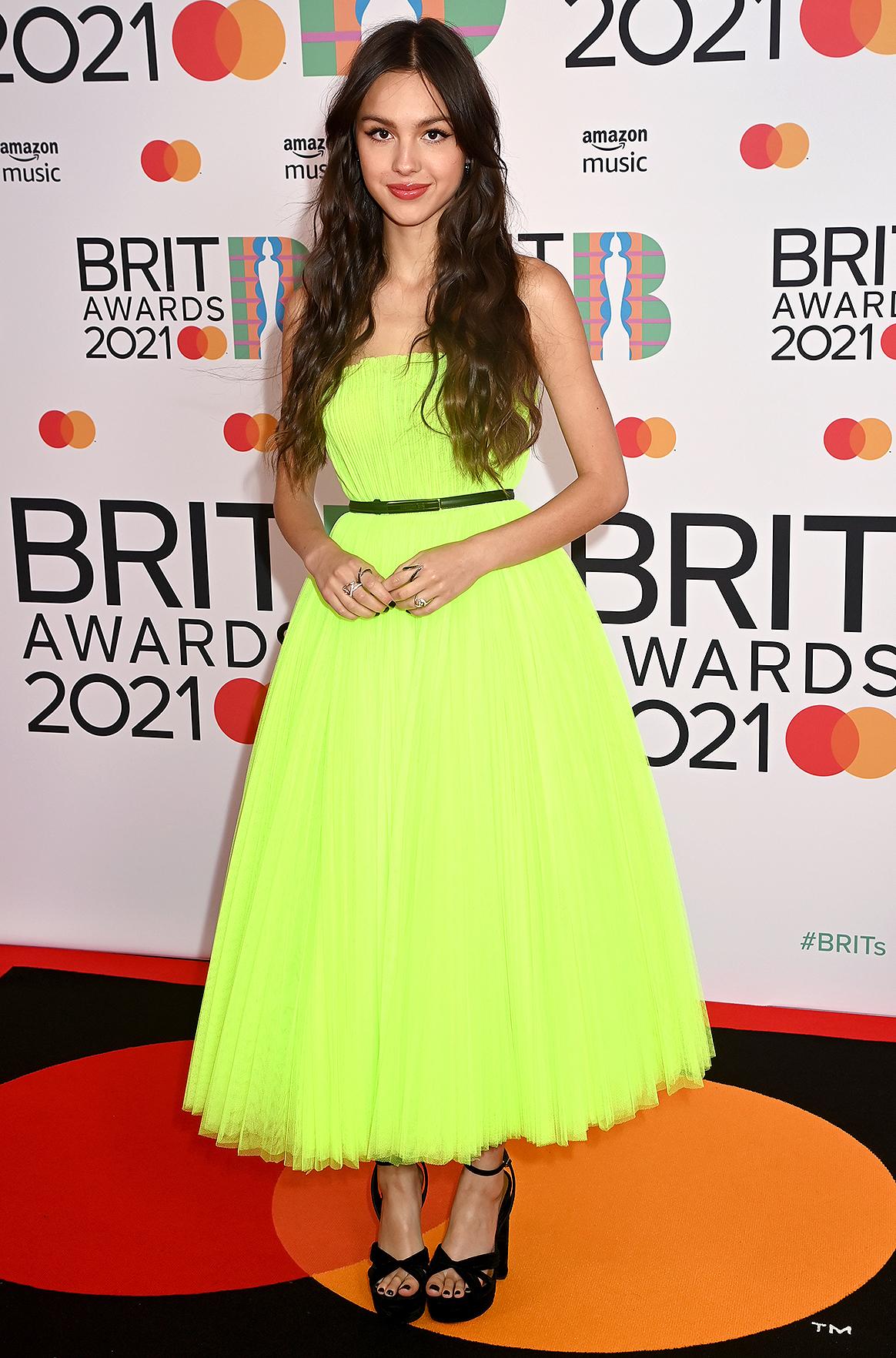 Brit Award Arrivals