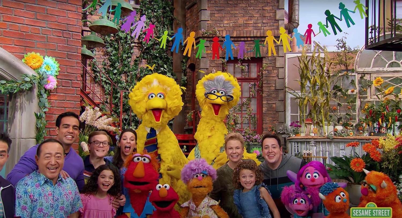 Sesame Street Family Day