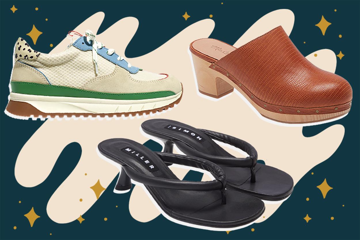 summer shoe trends 2021