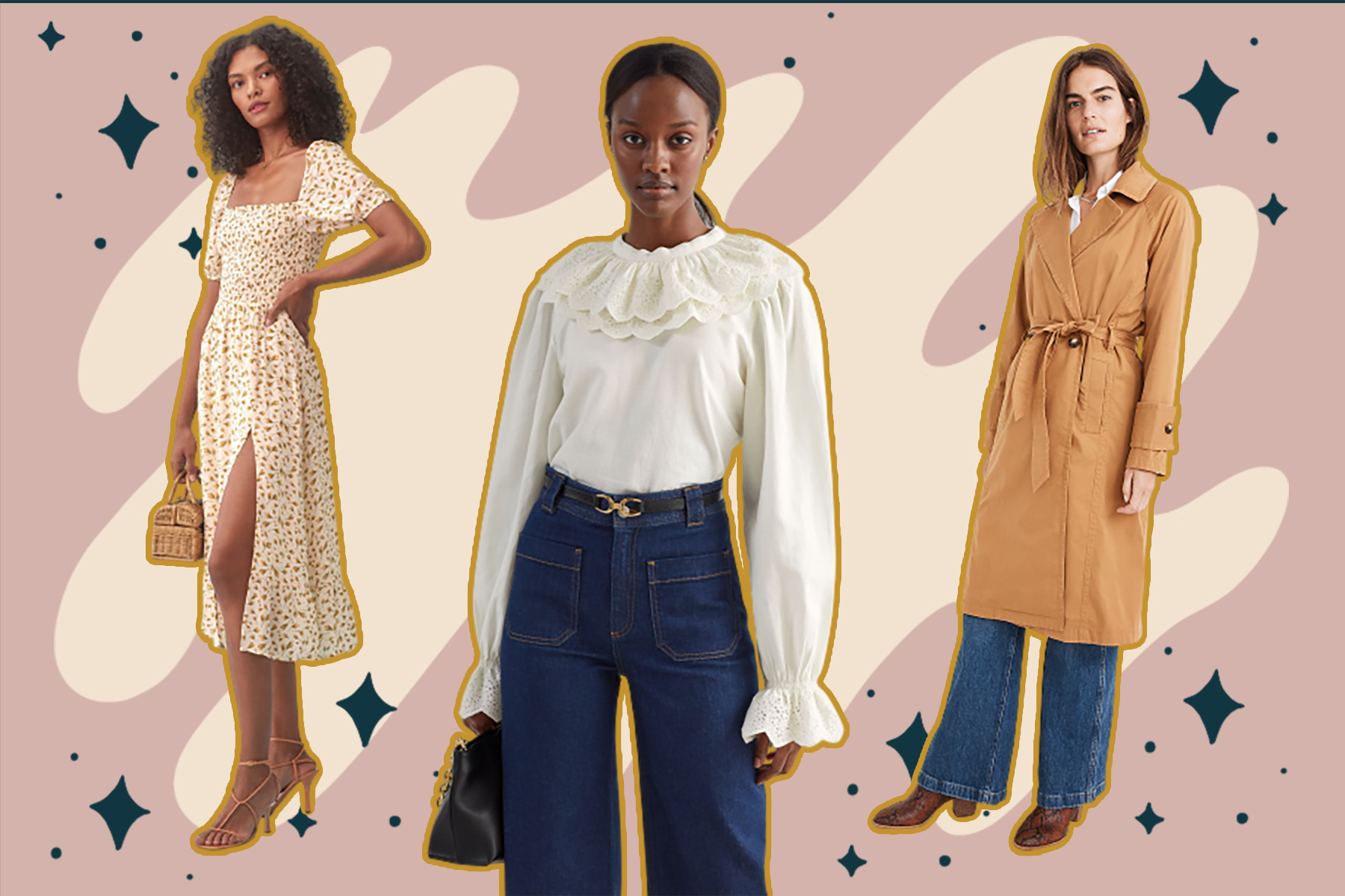 vintage trend zodiac sign fashion shopping