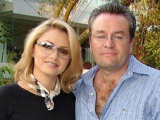 Angélica Rivera y José Alberto El Güero Castro