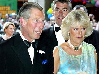 El Príncipe Carlos y Camilla Parker- Bowles