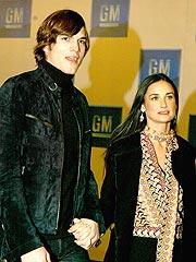 Asthon Kutcher y Demi Moore