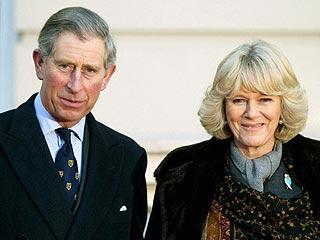 El príncipe Carlos y Camilla Parker Bowles
